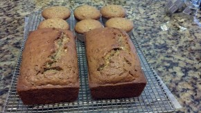 Zucchini Bread and Muffins