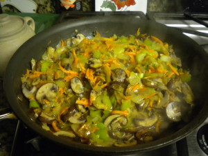 Vegetables for Stuffing