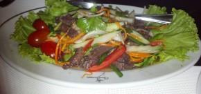 Thai Beef Salad, Thailand