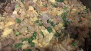 Pineapple & Pork Fried Rice