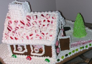 Peppermint Gng Bd House
