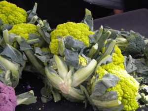 Green Cauliflower