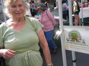 Sylvia at Calabassas Mkt