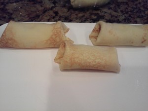 Wrapped Crepes